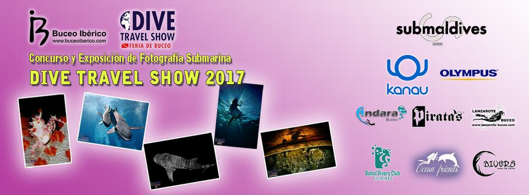 Concurso de Fotografía Submarina Dive Travel Show 2017
