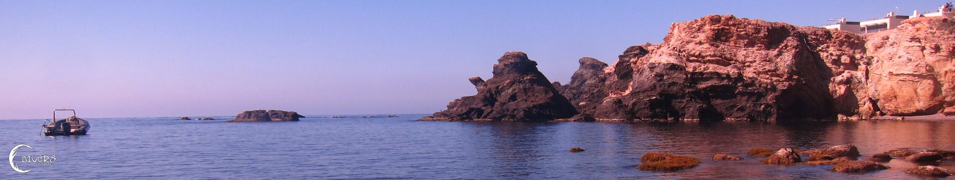Buceando en Escalerita con Divers Cabo de Palos