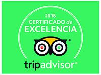 2018 Certificado de Excelencia